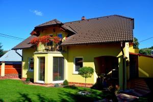 Ferienhaus Family Resort Riviéra-Liptov Bešeňová Slowakei