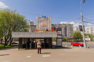 Apartment Vydoma, Appartamenti  Mosca - big - 72