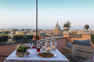 Santonofrio Terrace Penthouse - abcRoma.com