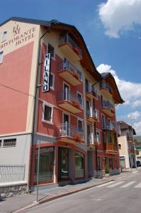 Hotel Milano, Hotely - Asiago