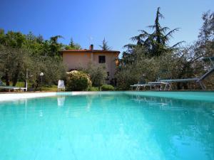 Il Crocino Di Lecchi Rosso, Prázdninové domy  San Sano - big - 31