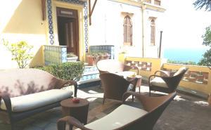 Villa Helios, Szállodák  Capri - big - 45