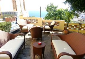 Villa Helios, Szállodák  Capri - big - 44