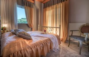 Castelli Villa, Виллы  Lagópodhon - big - 25