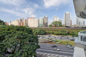 To Be Paulista Residence, Apartmány  São Paulo - big - 31
