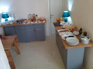 Blue Harbour B&B, Bed and Breakfasts  Nadur - big - 11