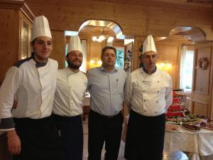 Albergo Mezzolago, Hotels  Mezzolago - big - 28