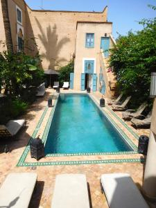 Palais Oumensour, Bed and breakfasts  Taroudant - big - 49