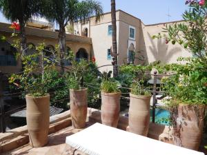 Palais Oumensour, Bed and breakfasts  Taroudant - big - 46