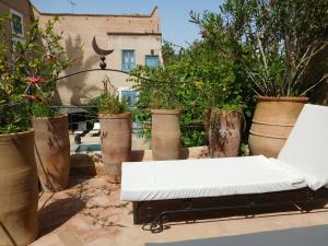 Palais Oumensour, Bed and breakfasts  Taroudant - big - 45