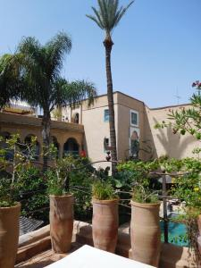 Palais Oumensour, Bed and breakfasts  Taroudant - big - 44