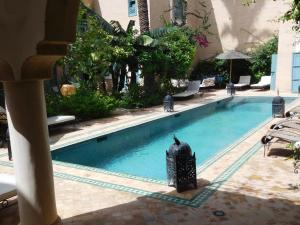 Palais Oumensour, Bed and breakfasts  Taroudant - big - 43