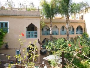 Palais Oumensour, Bed and breakfasts  Taroudant - big - 42