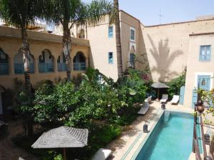 Palais Oumensour, Bed and breakfasts  Taroudant - big - 41
