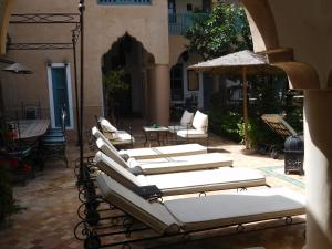 Palais Oumensour, Bed and breakfasts  Taroudant - big - 40