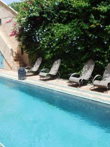 Palais Oumensour, Bed and breakfasts  Taroudant - big - 37