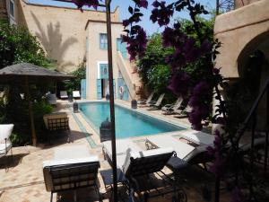 Palais Oumensour, Bed and breakfasts  Taroudant - big - 33