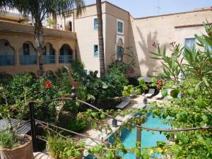 Palais Oumensour, Bed and breakfasts  Taroudant - big - 32