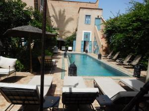 Palais Oumensour, Bed and breakfasts  Taroudant - big - 31