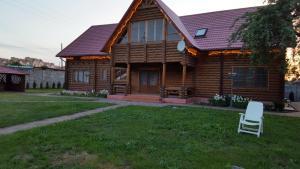 Гостевой дом у Охотника, Янтарный