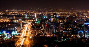 Apartment Rozybakiev 289/2 - Almaty