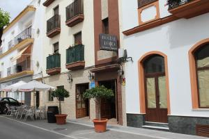 Hostal Lojo, Guest houses  Conil de la Frontera - big - 15