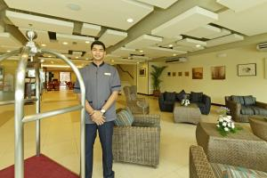 Microtel by Wyndham Mall of Asia, Hotels  Manila - big - 58