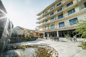 4 hviezdičkový hotel Hotel Panorama Trenčianske Teplice Slovensko