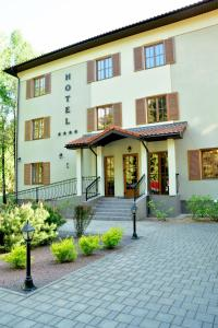 Hotel Pušyno Namai - Embūte