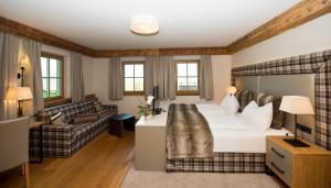 Hotel Winterbauer, Hotels  Flachau - big - 147