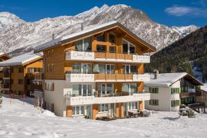 Dolce Vita - Apartment - Saas-Fee