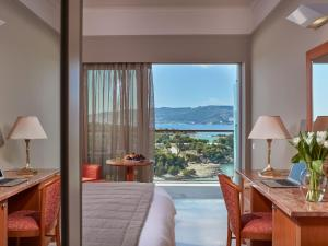 Double or Twin Room with Extra Bed and Sea View