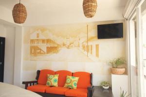 Hostelito Chetumal Hotel + Hostal, Хостелы  Четумаль - big - 51