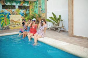 Hostelito Chetumal Hotel + Hostal, Хостелы  Четумаль - big - 52