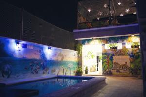 Hostelito Chetumal Hotel + Hostal, Хостелы  Четумаль - big - 53