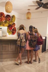 Hostelito Chetumal Hotel + Hostal, Hostels  Chetumal - big - 16