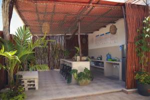 Hostelito Chetumal Hotel + Hostal, Хостелы  Четумаль - big - 61