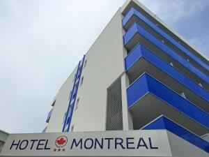 Hotel Montreal, Отели  Бибионе - big - 1