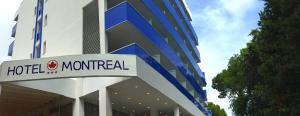 Hotel Montreal, Отели  Бибионе - big - 45