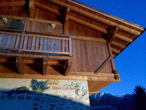 Agritur Maso Ciprianna B&B - Accommodation - Rabbi