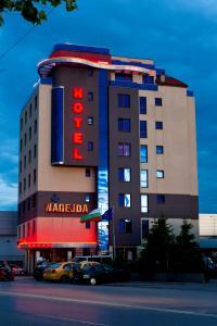 Nadejda Hotel - Wolujak