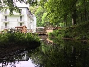 4 stern hotel Parkhotel Forest Marienbad Tschechien