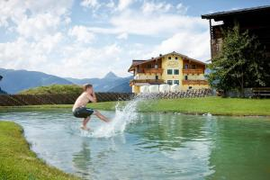 Appartements Luegeck - Apartment - Hollersbach im Pinzgau