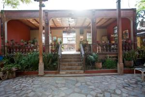 Hotel & Hacienda El Carmelo, Hotel  Ica - big - 34