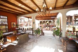 Hotel & Hacienda El Carmelo, Hotel  Ica - big - 43