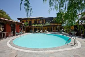 Hotel & Hacienda El Carmelo, Hotel  Ica - big - 29
