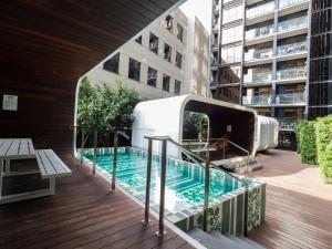 LittleStay Collection - Dorcas, Apartmanok  Melbourne - big - 9