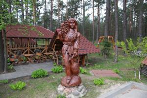 Hotel Jerevan, Отели  Друскининкай - big - 15