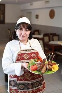 Hotel Jerevan, Отели  Друскининкай - big - 22