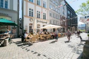 Appartements in der historischen Deichstrasse - Hamburg